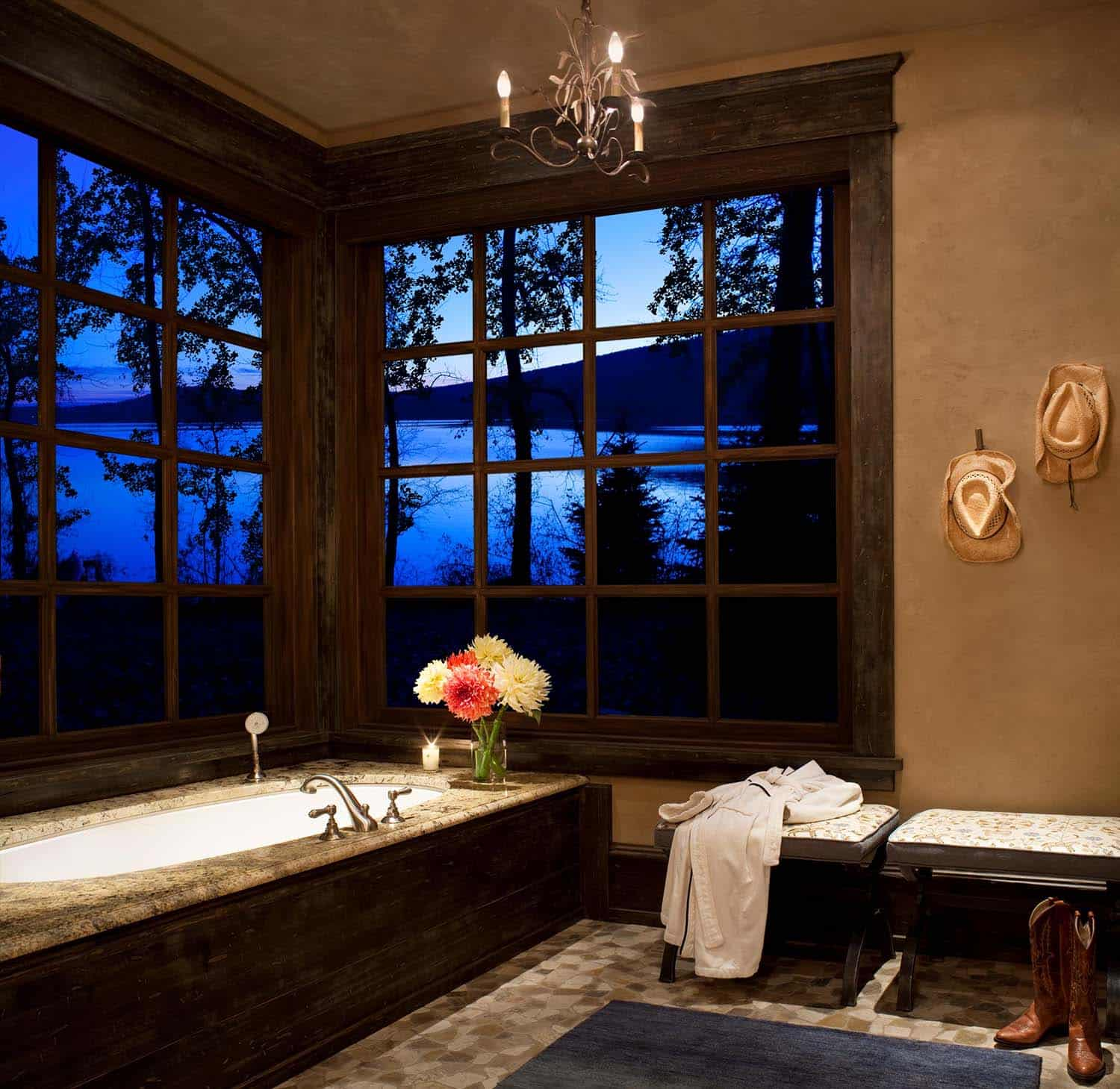 rustic-contemporary-master-bathroom
