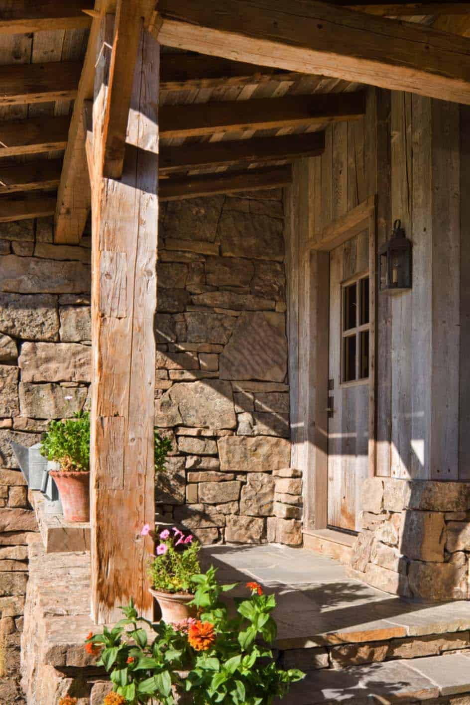 rustic-family-lodge-reclaimed-barn-porch