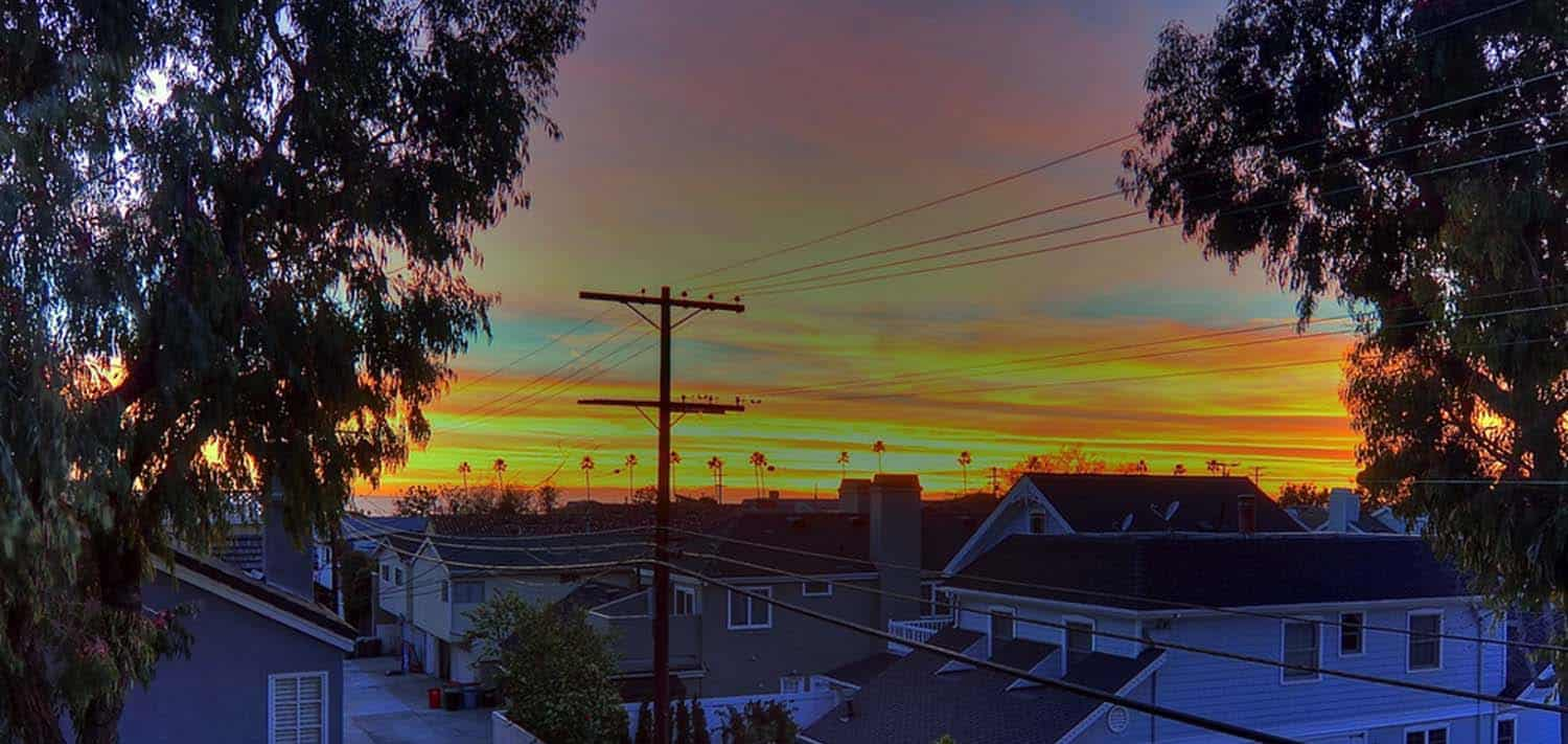 california-coastal-home-traditional-rooftop-deck-sunset-view
