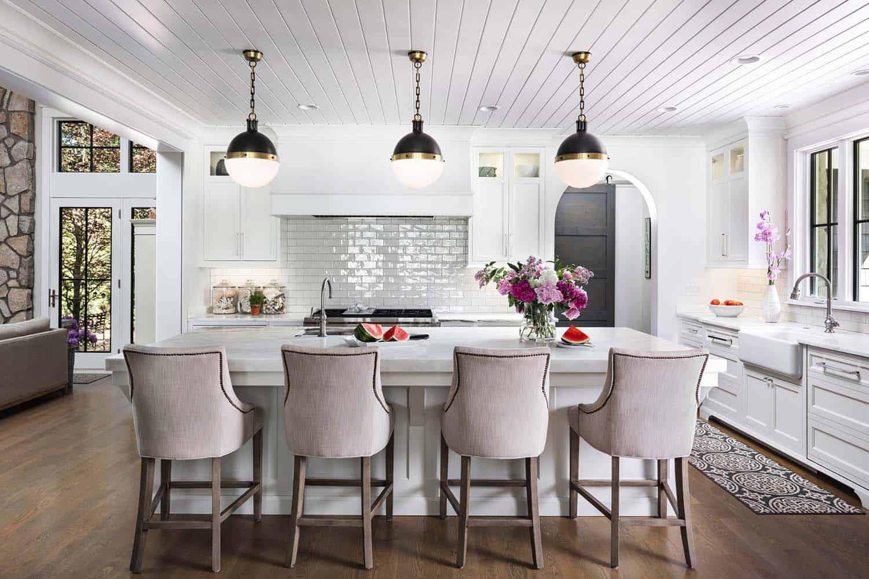 farmhouse-kitchen-beach-style-kitchen