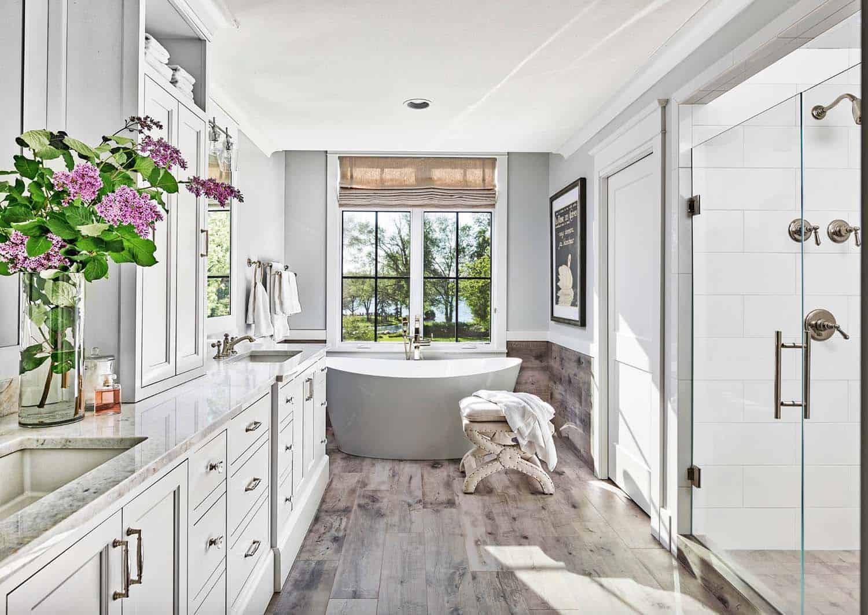 all-white-master-bathroom-beach-style-bathroom