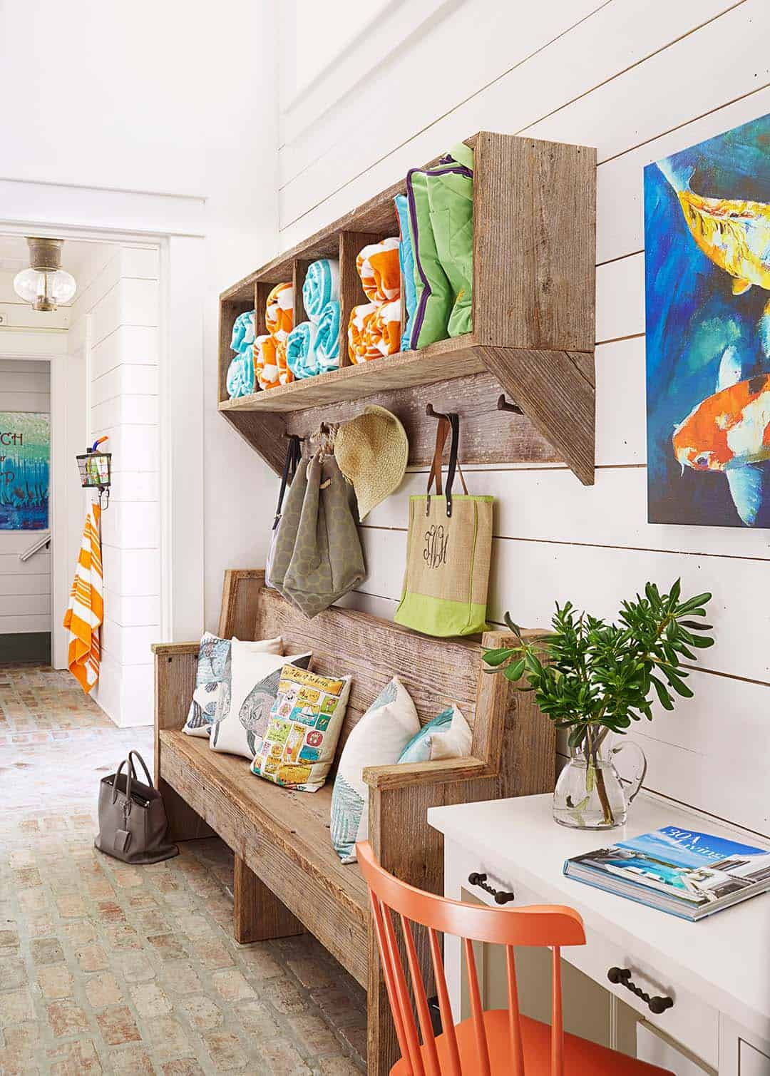 modern-rustic-mudroom-entry