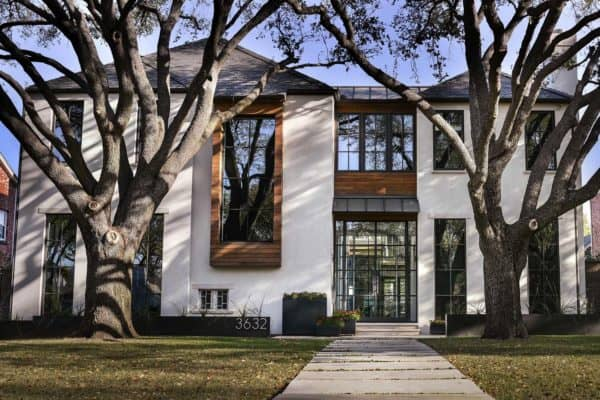 featured posts image for House Tour: Sophisticated Texas residence with stylish design elements