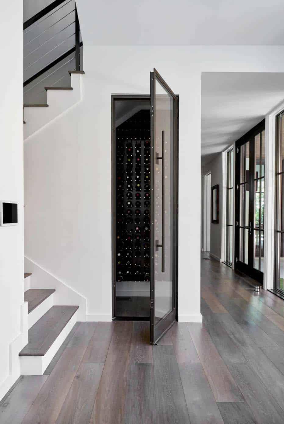 contemporary-residence-wine-cellar
