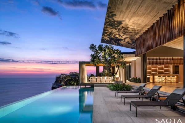 featured posts image for Impressive resort-inspired home focuses on indoor/outdoor living in Bali