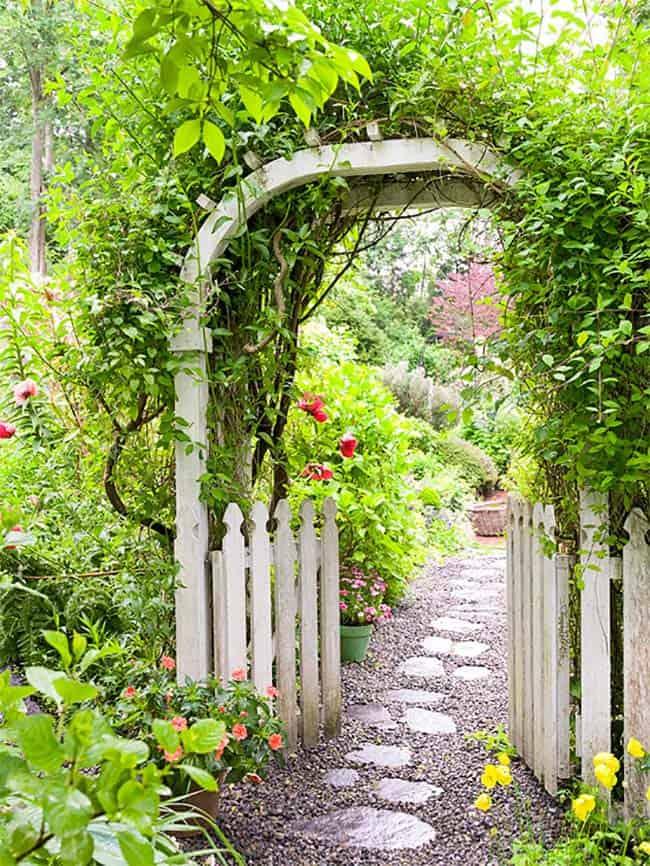 garden-stone-pathway-trellis