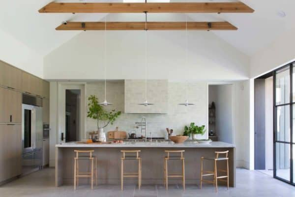 featured posts image for House Tour: Gorgeous modern farmhouse style in Napa wine country