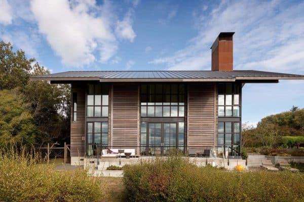 featured posts image for Modern shelter provides idyllic getaway on the San Juan Islands