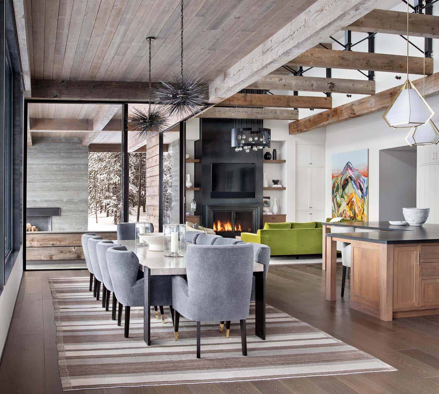 modern-rustic-dining-room