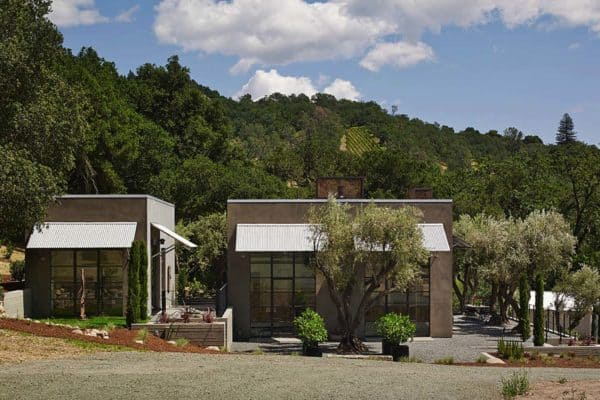 featured posts image for Fabulous guesthouse overlooking the vineyards of Napa Valley