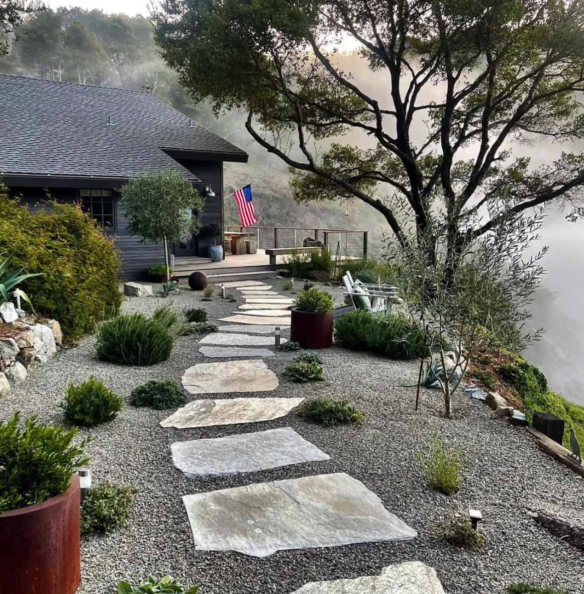 garden-stone-pathway-beach-house-misty-morning