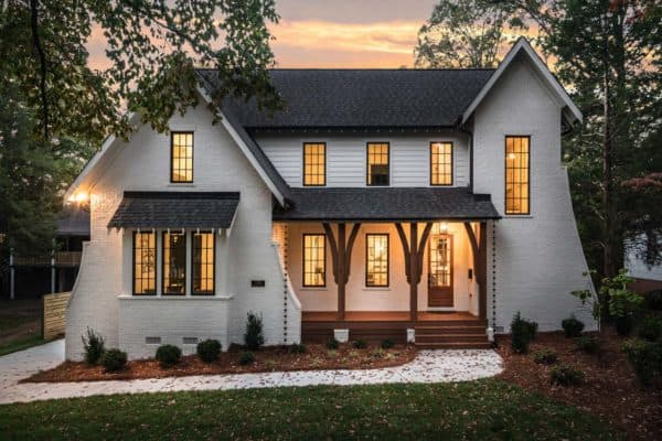 featured posts image for Step inside a charming North Carolina home with traditional styling