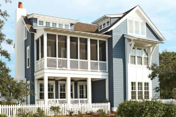 featured posts image for House Tour: A dreamy beach house retreat in WaterSound, Florida