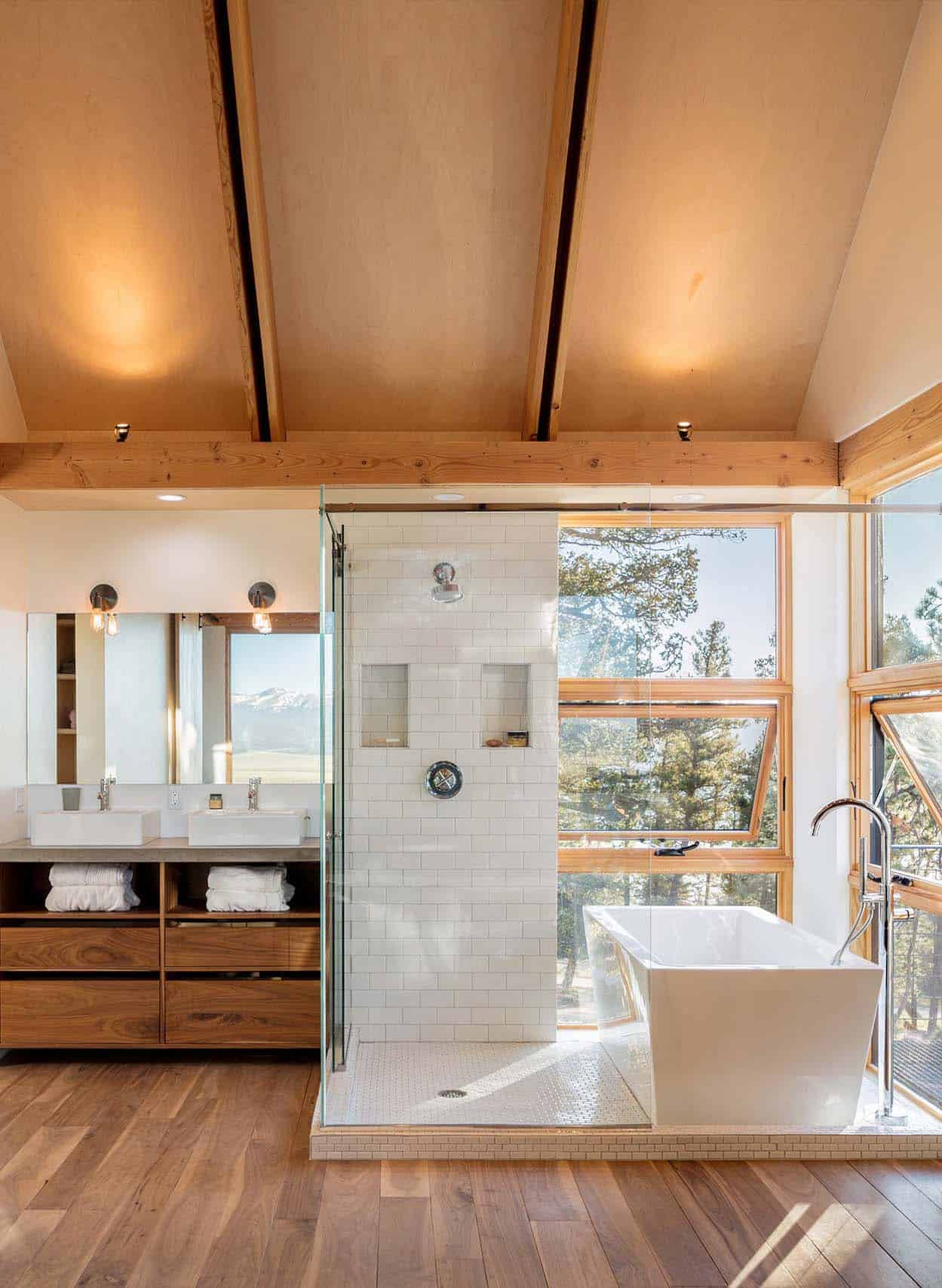 rustic-cabin-bathroom