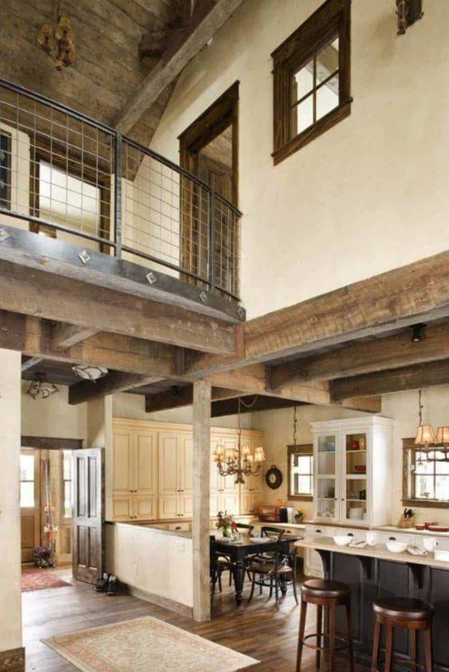 rustic-kitchen