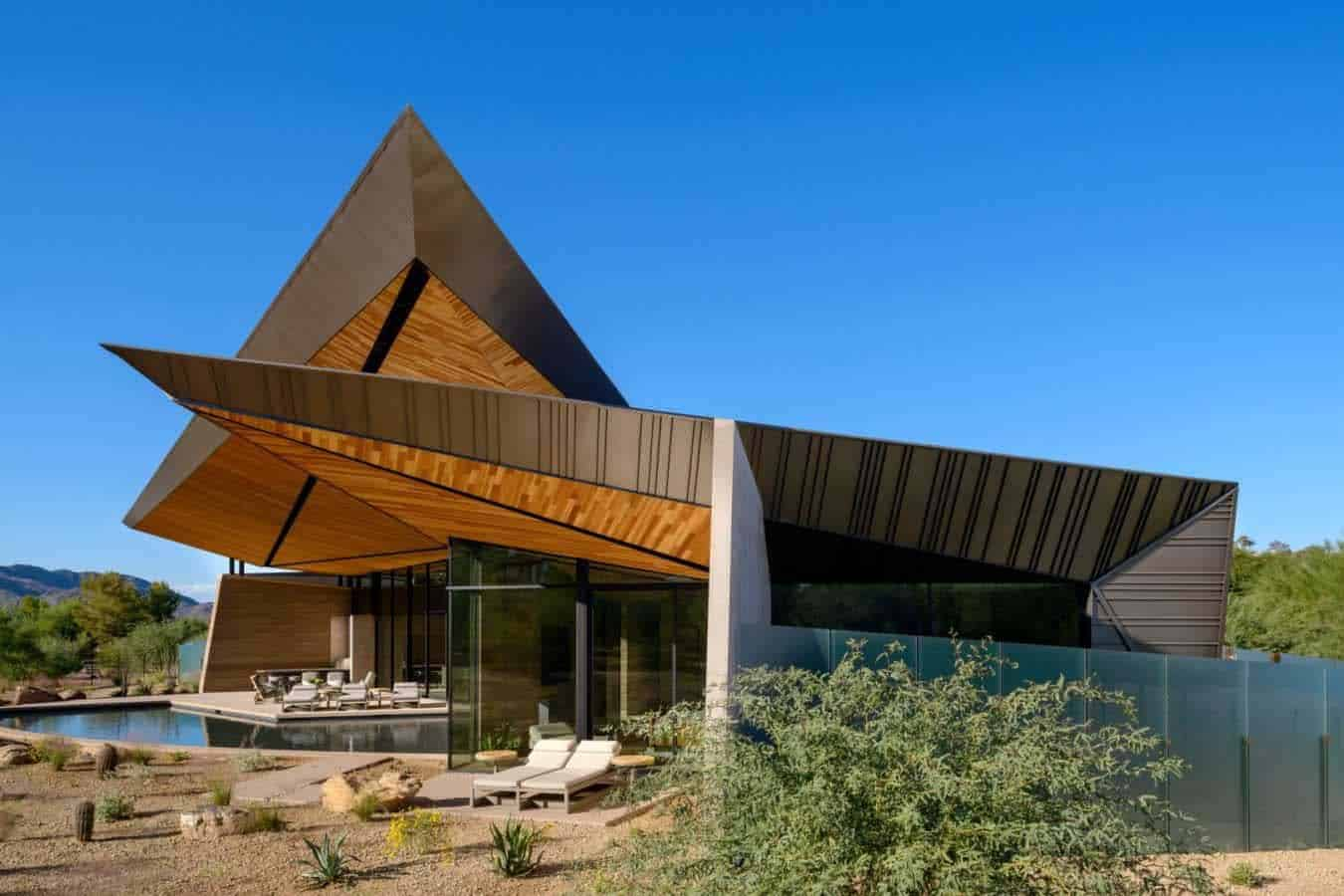 Rammed earth home is architectural masterpiece in the ... on compressed earth block homes, modern earth sheltered homes, earth cement floors in homes, modern ranch style house designs, earth natural built homes, modern home design,