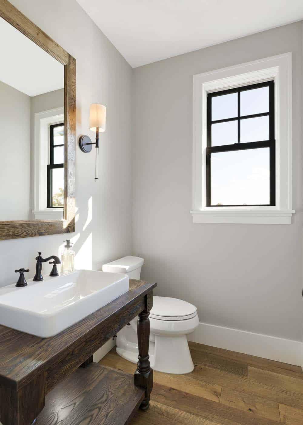 farmhouse-style-powder-room