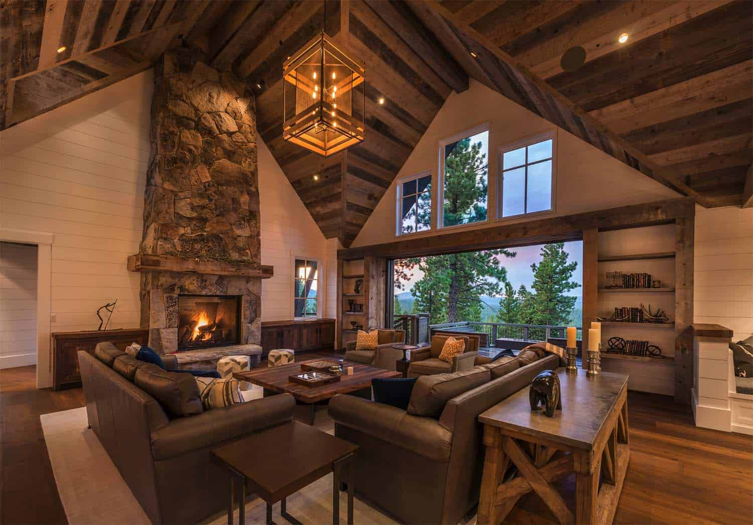 farmhouse-style-rustic-living-room