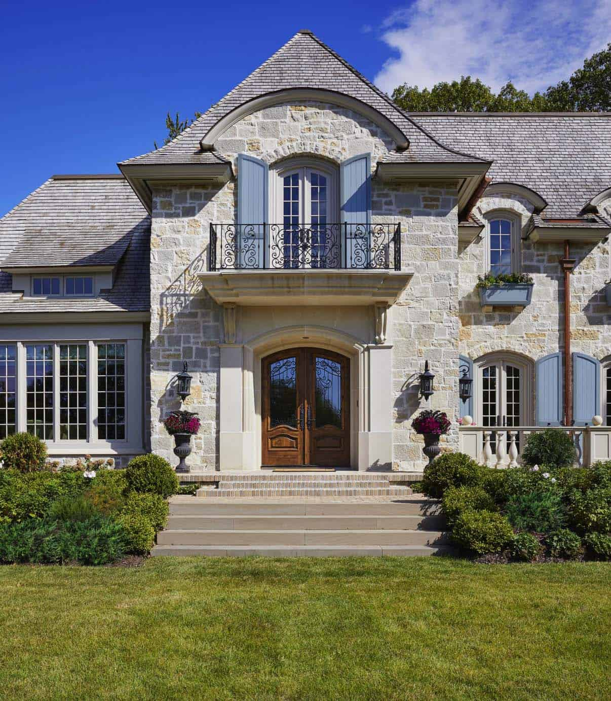 french-country-estate-traditional-entry