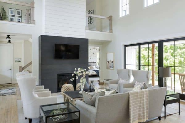 featured posts image for Breathtaking modern farmhouse offers a fresh start in Minnesota