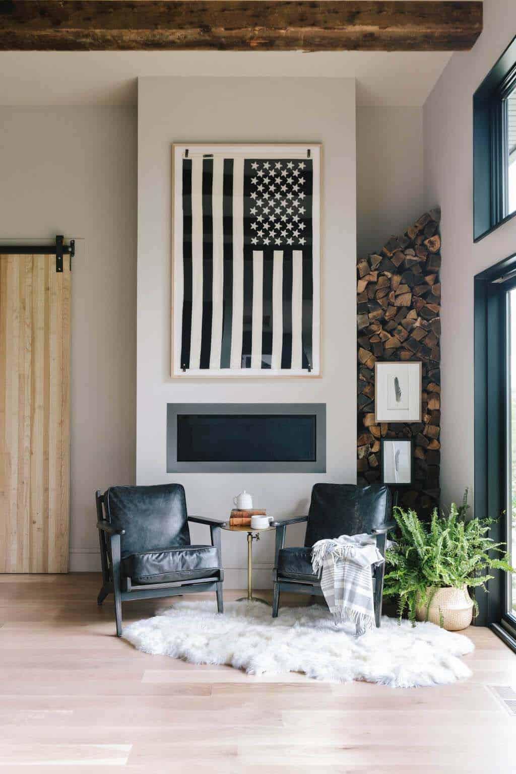 mountain-inspired-modern-family-room-fireplace