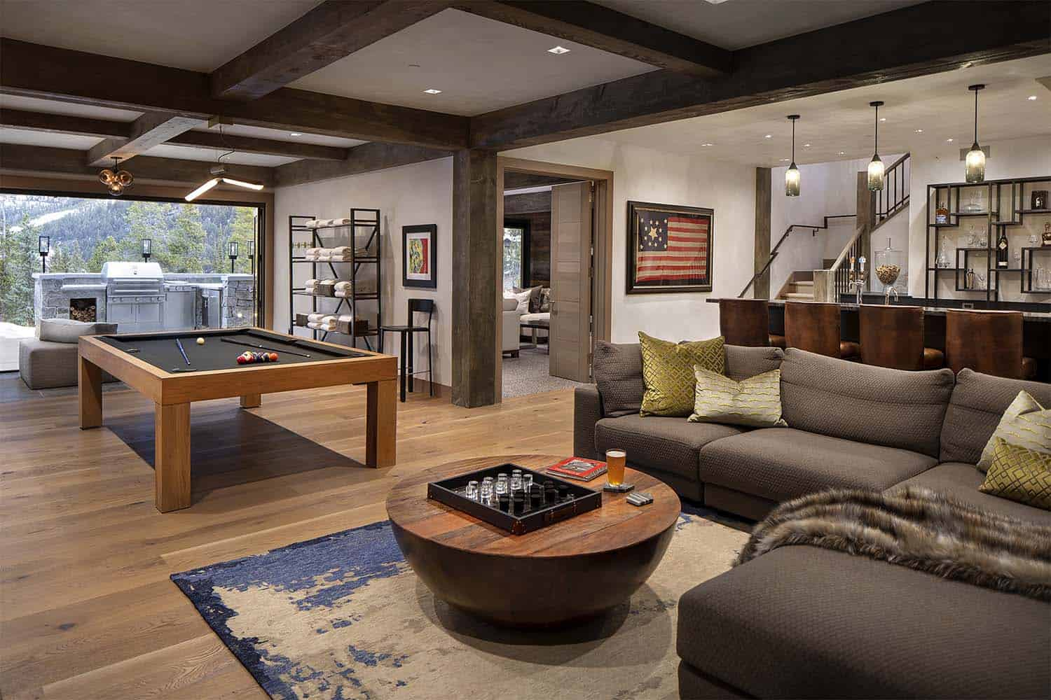 modern-rustic-game-room