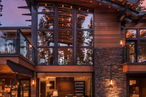 featured posts image for Mountain home in Martis Valley boasts must-see design elements