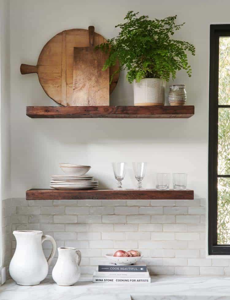 spanish-revival-kitchen-shelf-detail