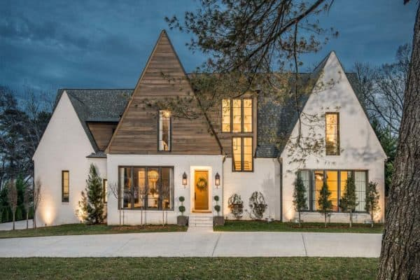 featured posts image for Step inside this gorgeous Tennessee home with light and airy interiors