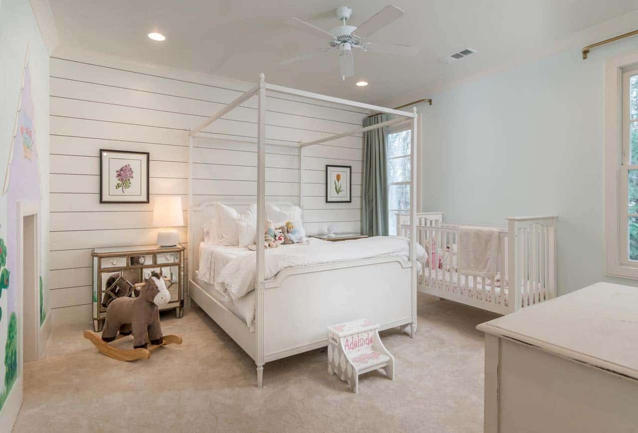 transitional-style-kids-bedroom