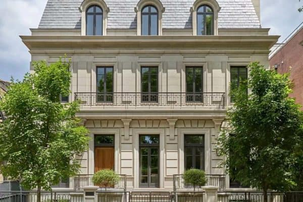 featured posts image for Lincoln Park home is a stunning display of French-style architecture