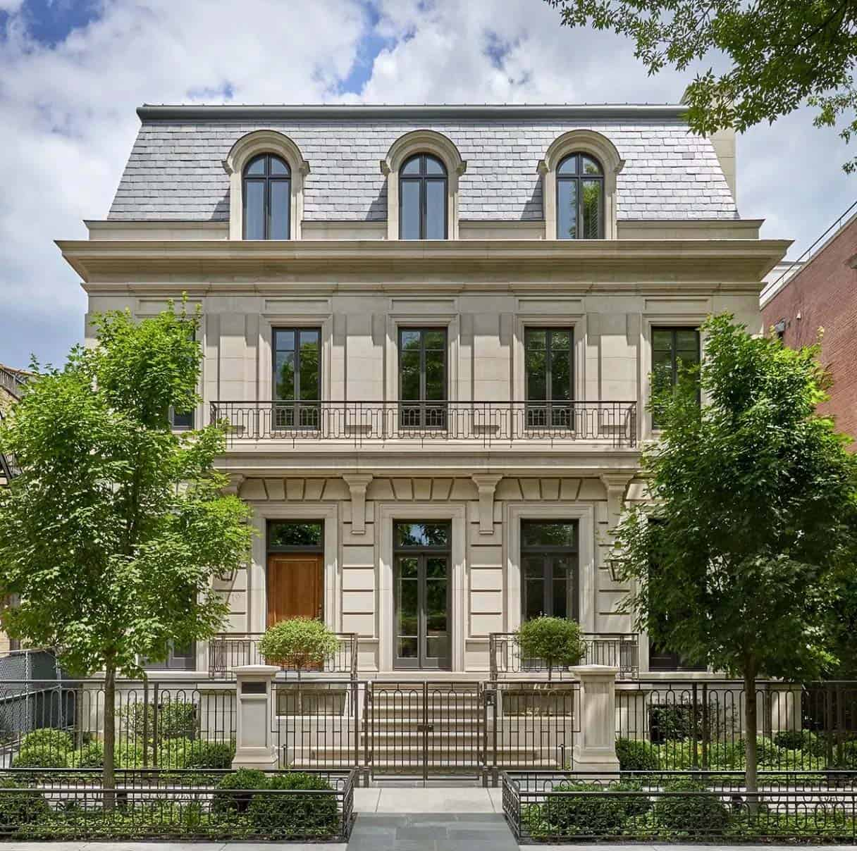 Lincoln Park Home Is A Stunning Display Of French-style