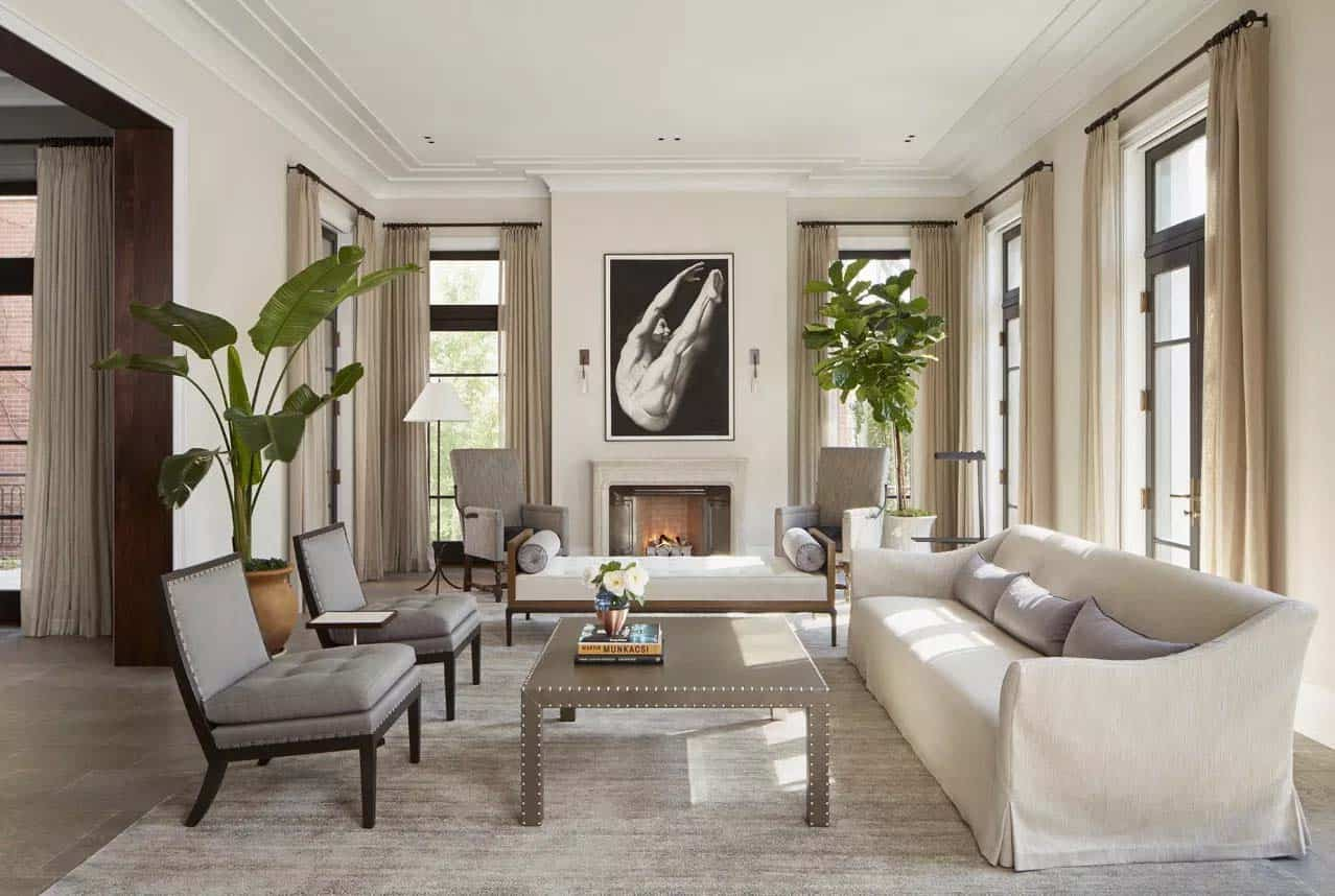 transitional-traditional-living-room-lincoln-park