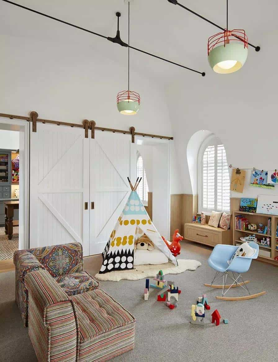 transitional-traditional-kids-playroom