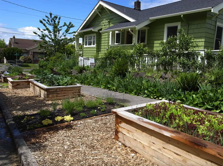 inspiring-vegetable-garden-ideas-juniper-wood-raised-beds