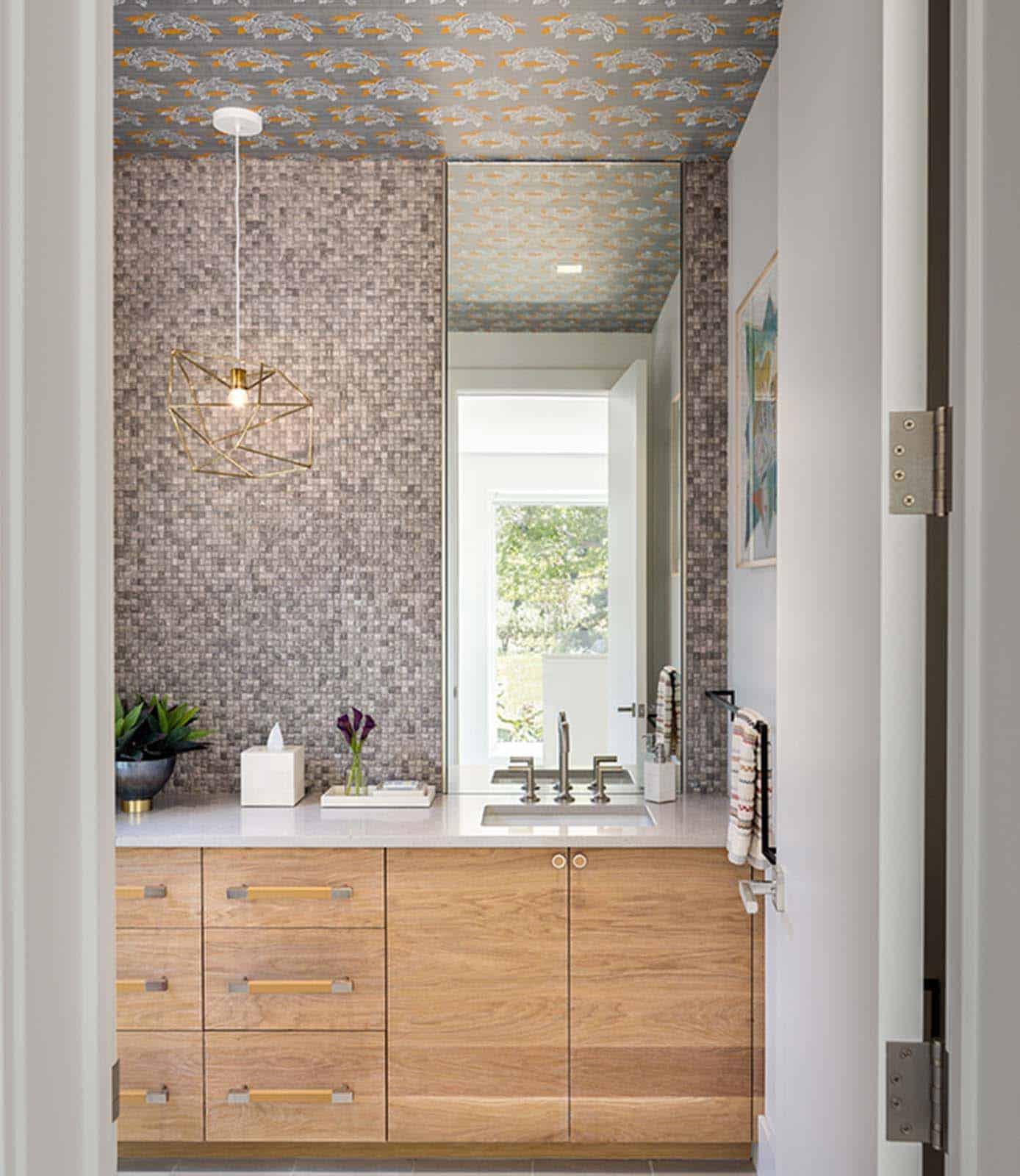 contemporary-powder-room
