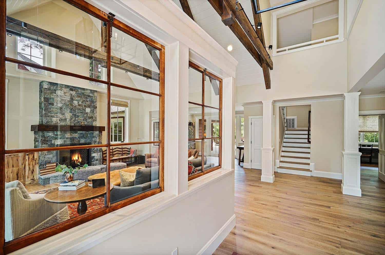 farmhouse-style-hall