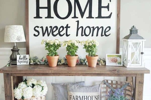 featured posts image for 31 Cozy And Inviting Farmhouse Entryway Decorating Ideas