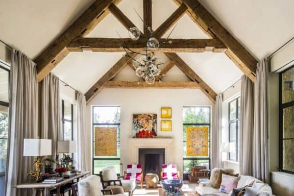 featured posts image for Dream House Tour: A Colorado farmhouse with drool-worthy interiors