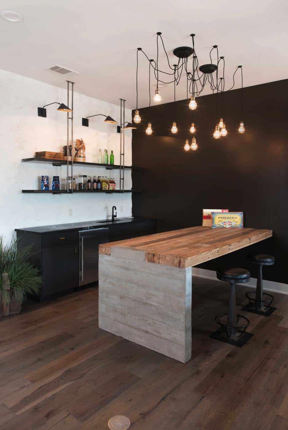 farmhouse-style-home-bar