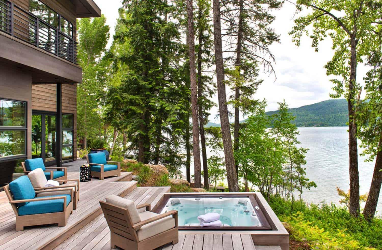 modern-lake-house-deck-hot-tub