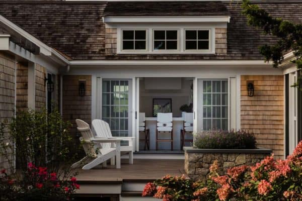 featured posts image for Saltbox home features nautical-inspired elements in Cape Cod