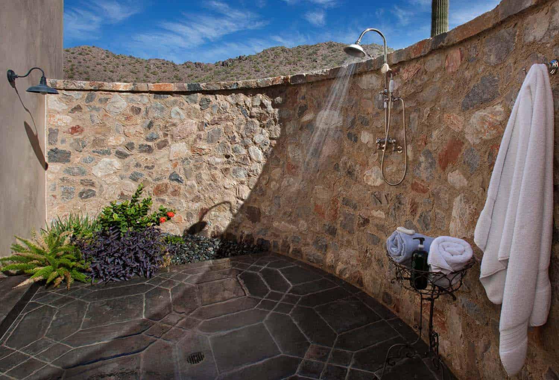 mediterranean-style-outdoor-shower