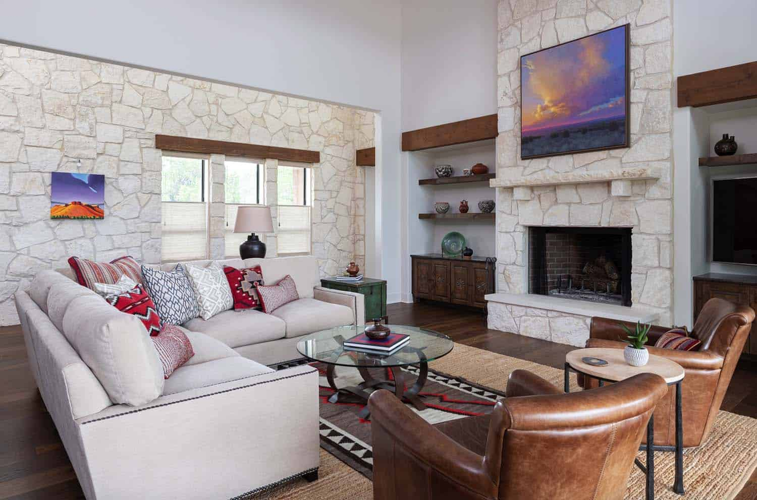 southwestern-style-living-room