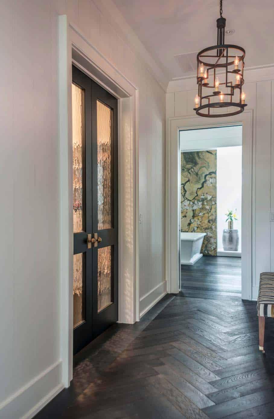 transitional-hallway