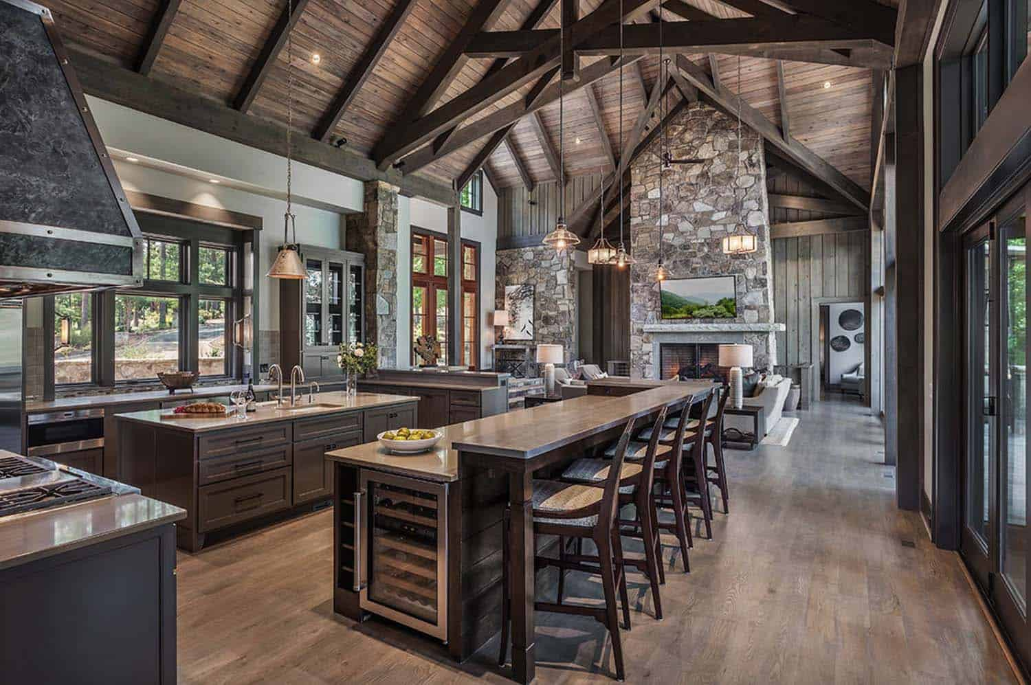 Image of: Kitchen Design Ideas Rustic Dream House