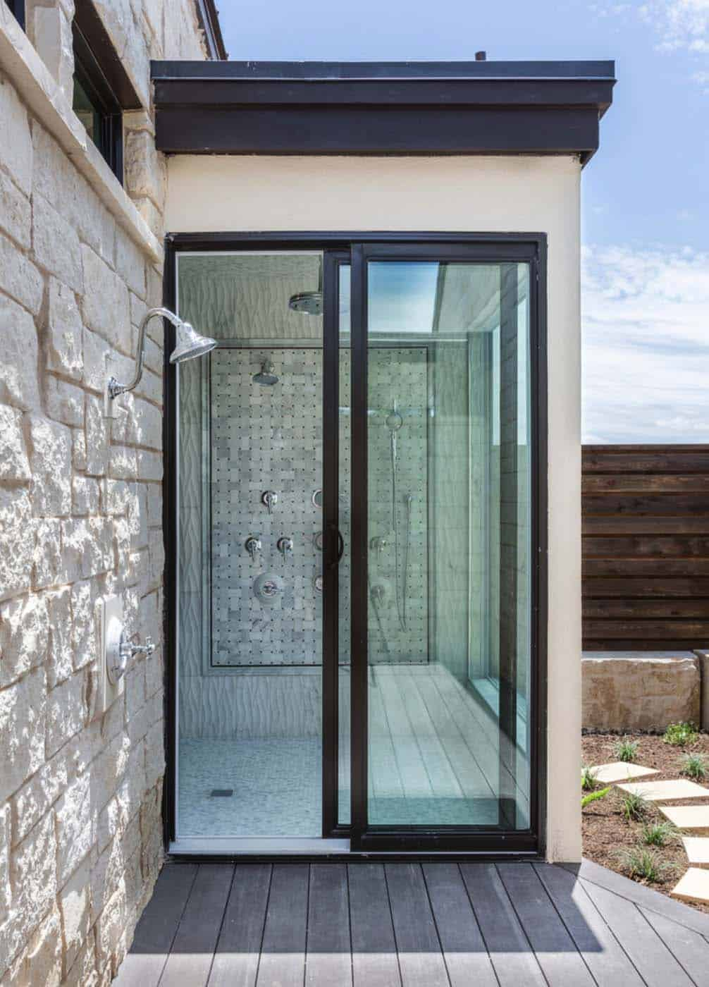 farmhouse-master-bathroom-outdoor-shower