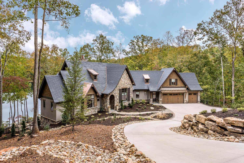 contemporary-model-home-exterior