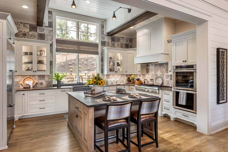 contemporary-model-home-kitchen