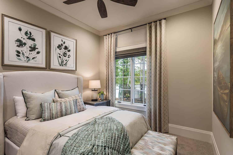contemporary-model-home-bedroom